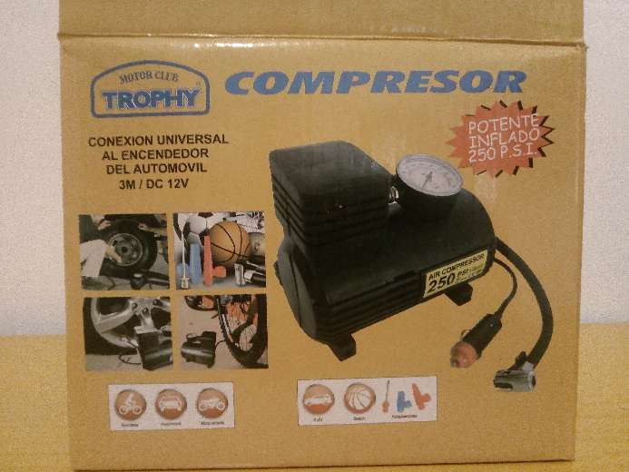 Imagen producto Minicompresor 12V. 3