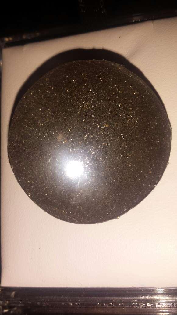 Imagen producto Polvo de meteorito metálico en moneda  4