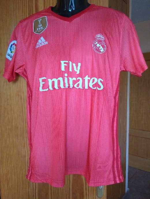 Imagen producto Camisetas temporada 2019 Real Madrid   coral  2