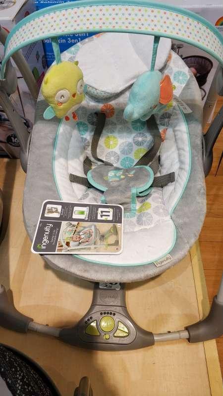 Imagen producto Hamaca bebé  3