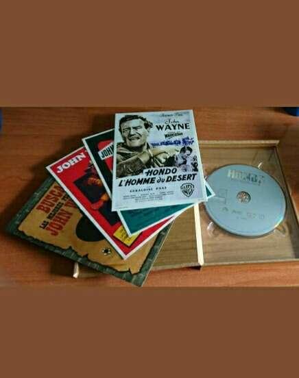Imagen producto Hondo John Wayne. DVD  3