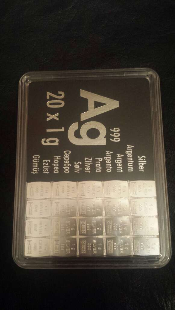 Imagen producto Lingotes a 35 € 4