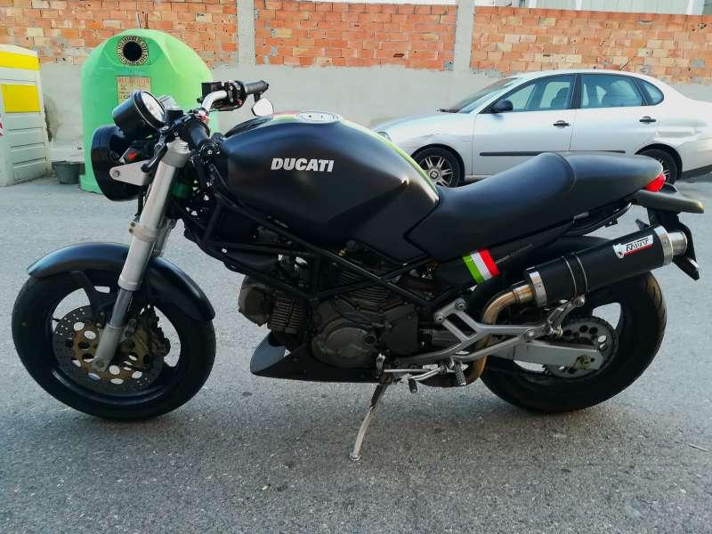 Imagen producto Ducati monster 600 dark 4