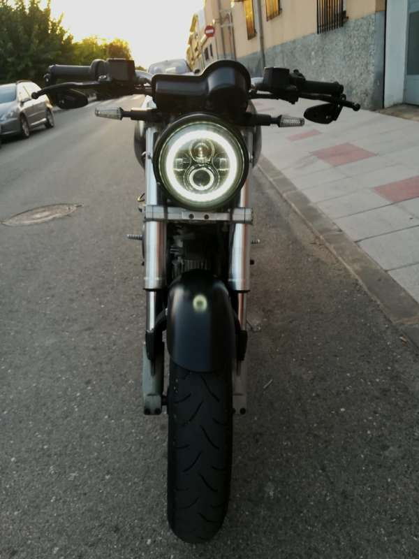 Imagen producto Ducati monster 600 dark 2