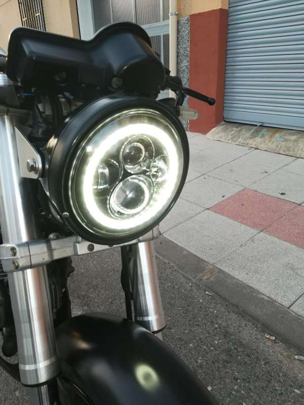 Imagen producto Ducati monster 600 dark 5