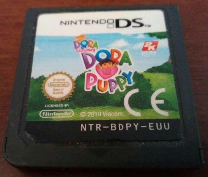 Imagen Dora Exploradora Nintendo Ds