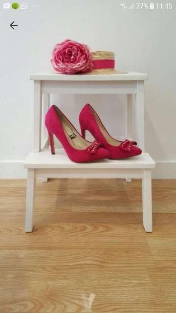Imagen Zapatos fucsia fiesta nuevos