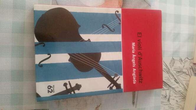 Imagen producto El violín de Auschwitz 1