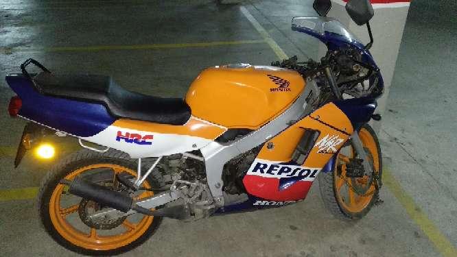 Imagen producto Honda nsr 50cc 3