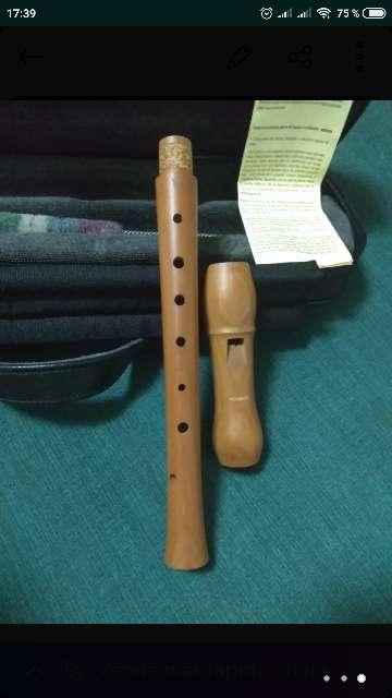 Imagen producto Flauta dulce HOHNER madera 3