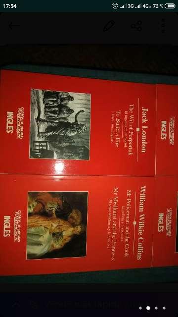 Imagen producto Libros en inglés y español 3