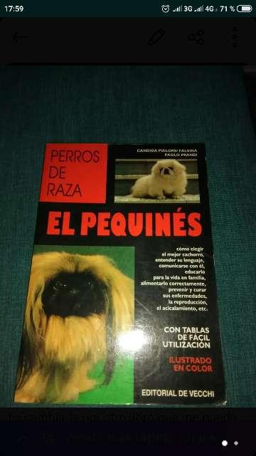 Imagen Libro El pequines
