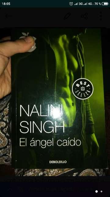 Imagen producto Libro de Nalini Singh 1