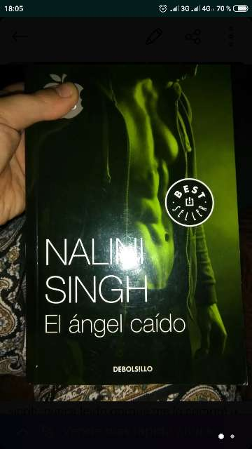 Imagen libro de Nalini Singh