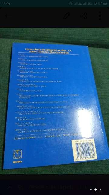 Imagen producto Libro veterinaria Urgencias  2