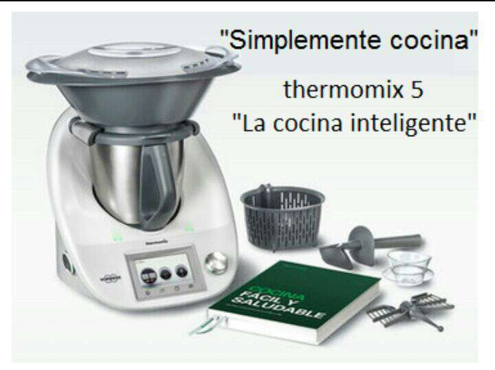 Imagen producto Thermomix TM 5 2