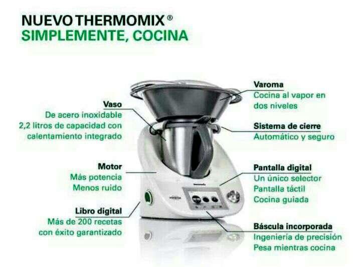 Imagen Thermomix TM 5