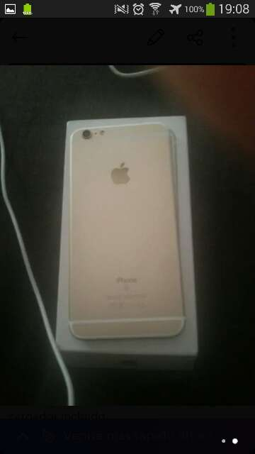 Imagen producto Clon Iphone 6 Gold 1