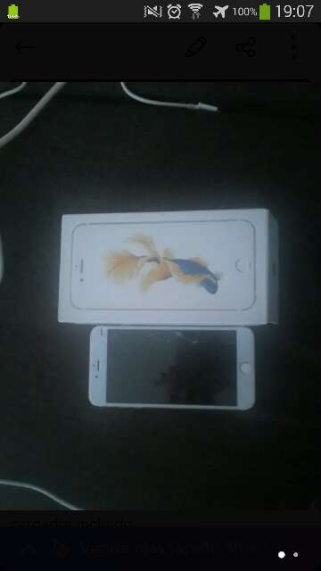 Imagen producto Clon Iphone 6 Gold 2