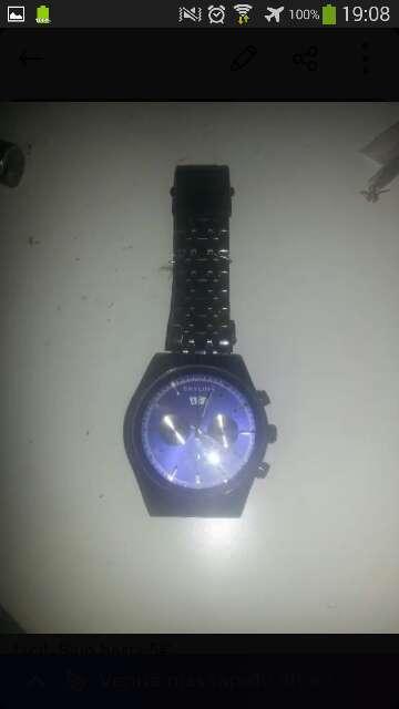 Imagen Reloj Black Steel