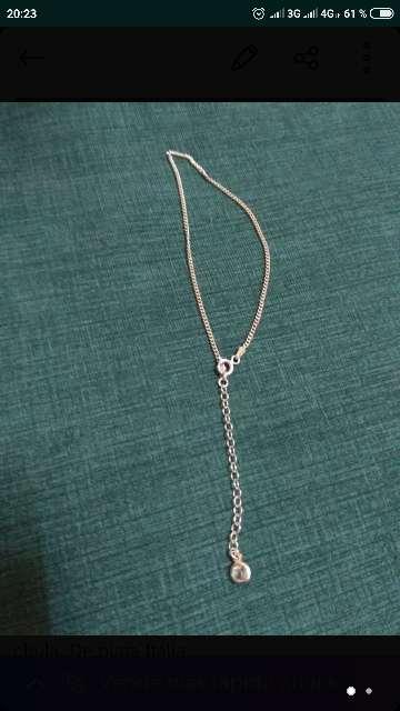 Imagen Tobillera con diamantito