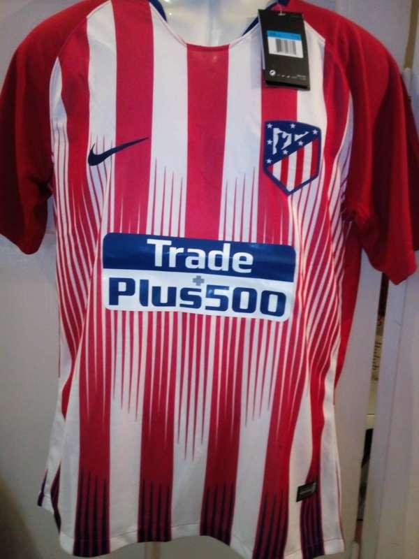 Imagen Camisetas Atléti de Madrid temporada 2019