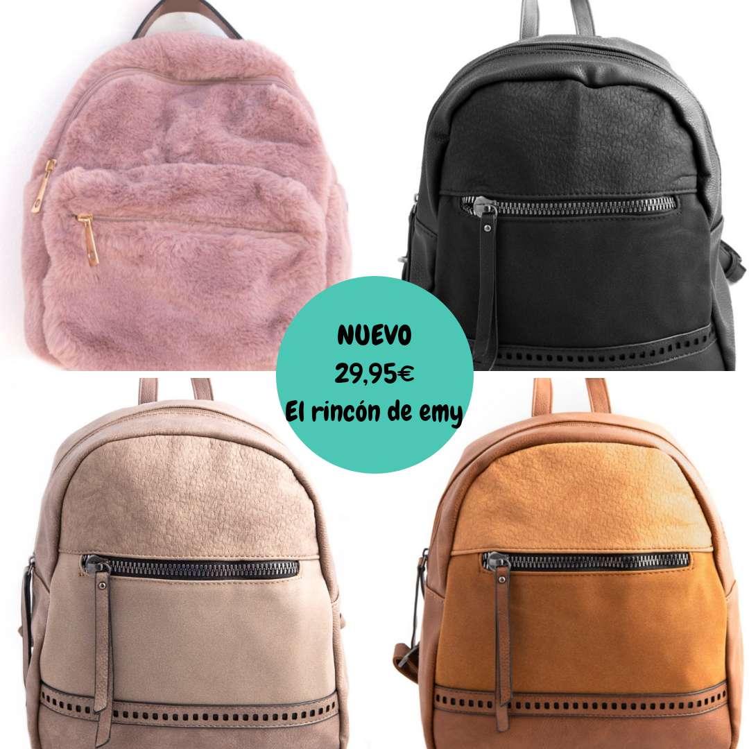 Imagen mochilas bolsos