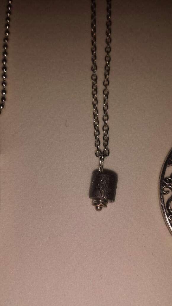 Imagen producto Plata y meteorito joyería variada  4