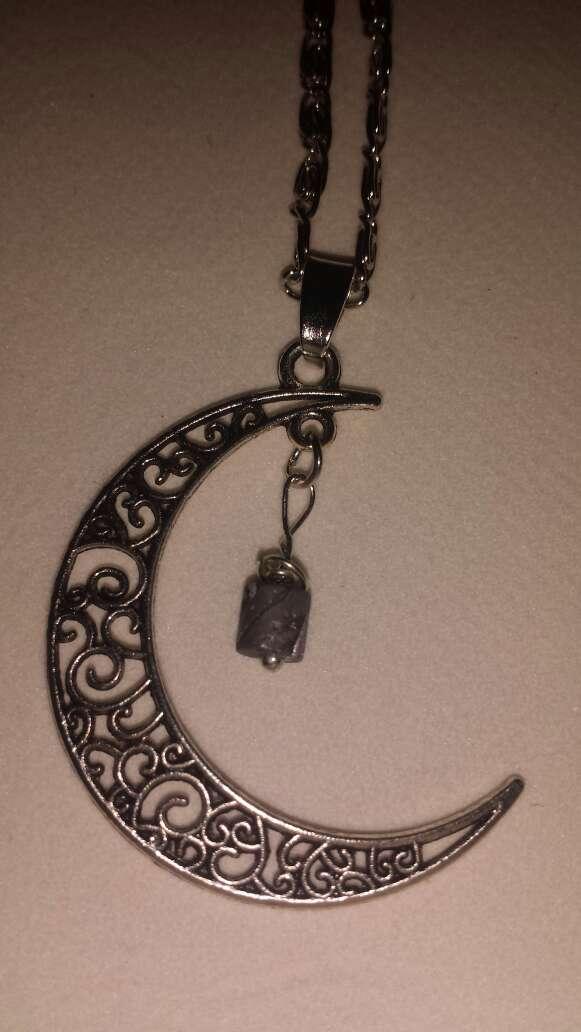 Imagen producto Plata y meteorito joyería variada  5
