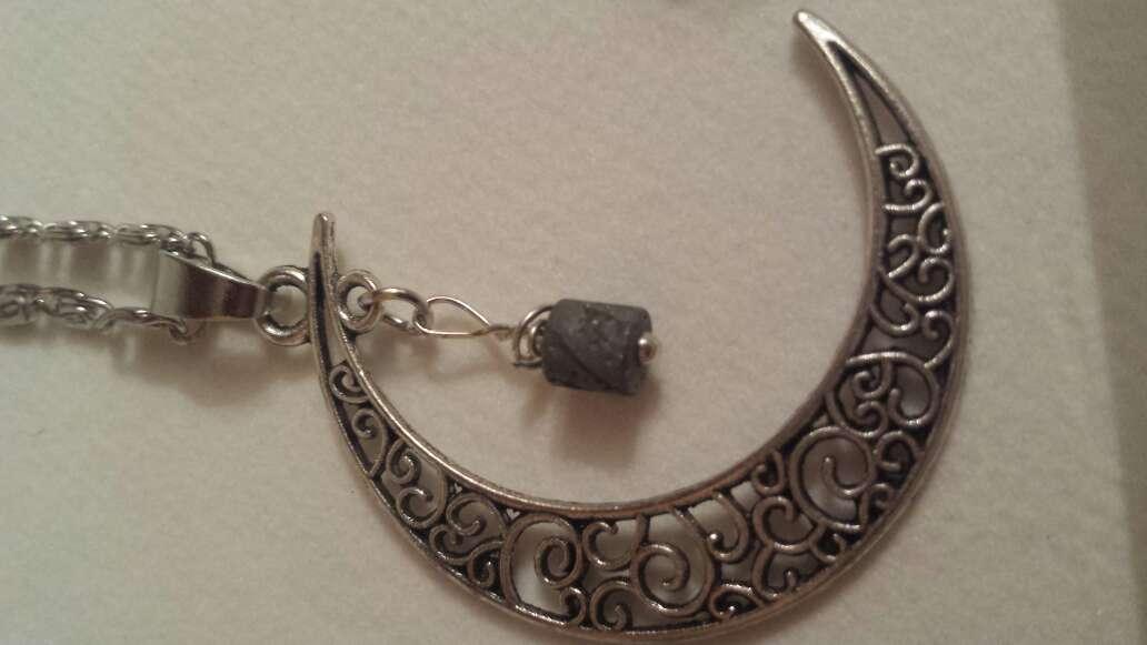 Imagen producto Joyería a elegir , plata o meteorito  3