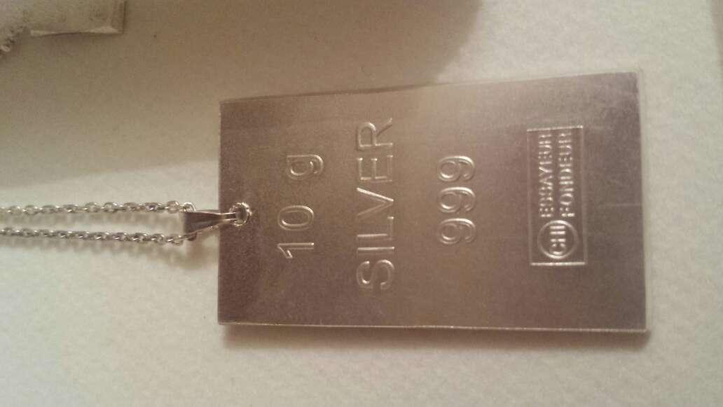 Imagen producto Joyería a elegir , plata o meteorito  5