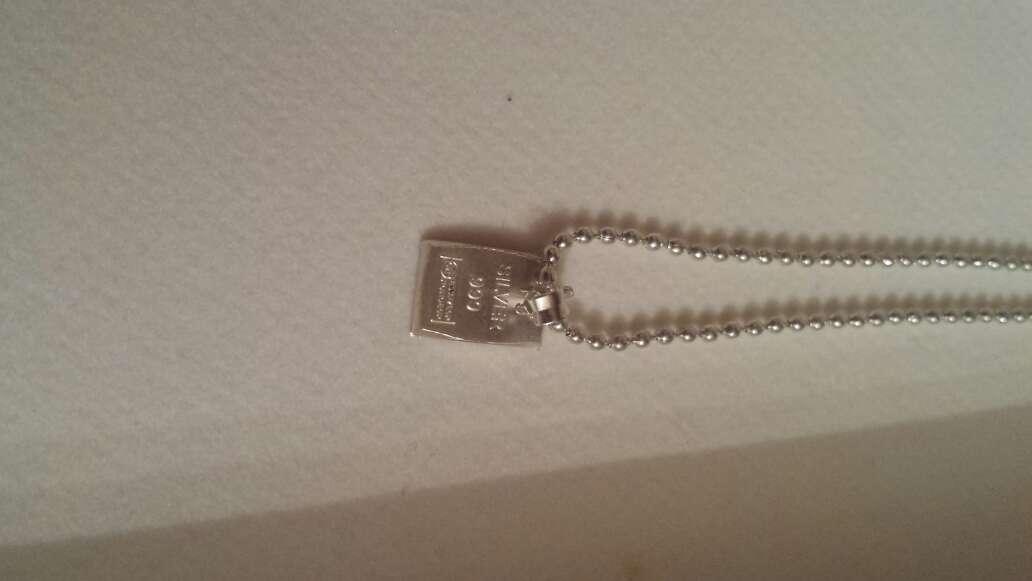 Imagen producto Joyería a elegir , plata o meteorito  6