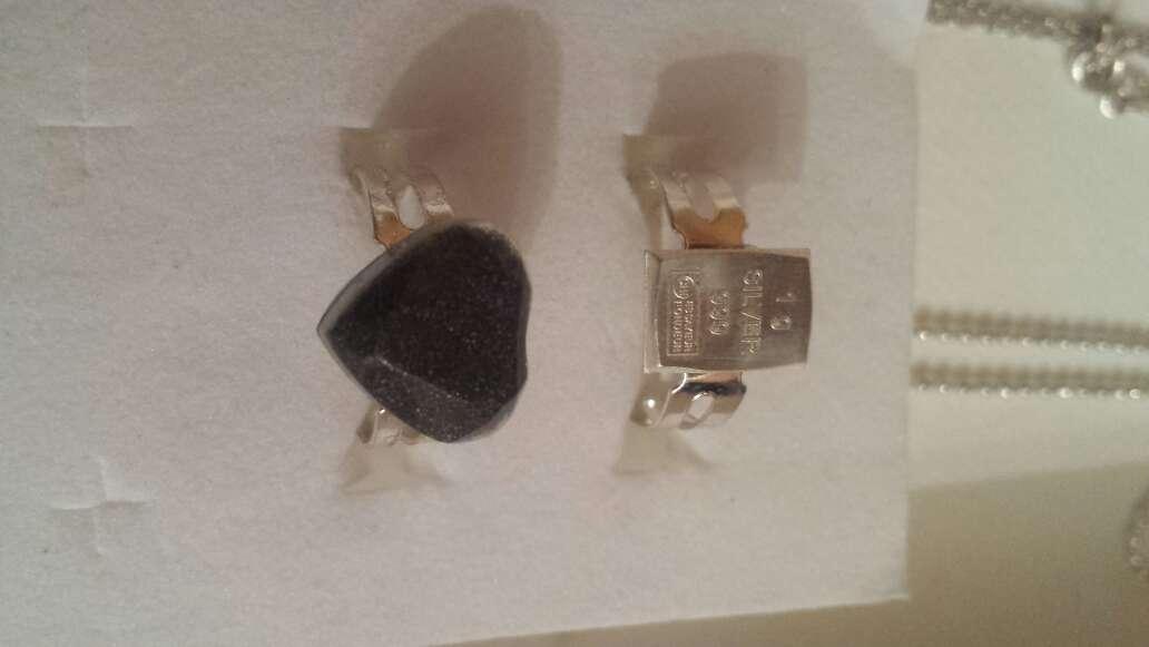 Imagen producto Joyería a elegir , plata o meteorito  7