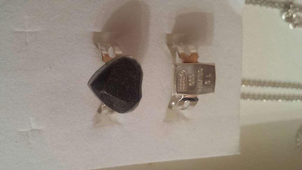 Imagen producto Joyería a elegir , plata o meteorito  8