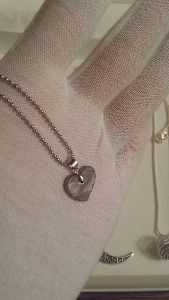 Imagen producto Joyería a elegir , plata o meteorito  9