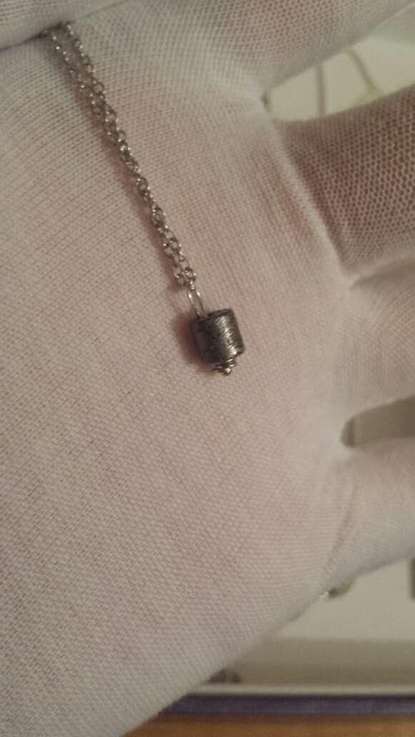 Imagen anillos y colgantes meteorito y plata
