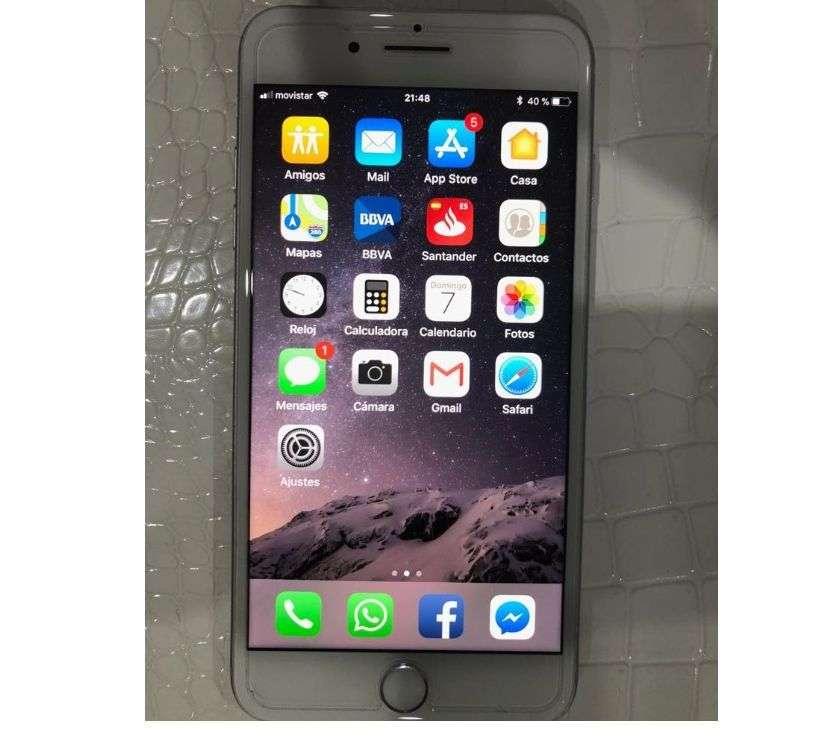 Imagen iPhone 7 plus 256Go