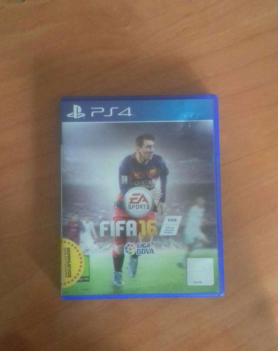 Imagen producto Fifa 2016 para play4 1