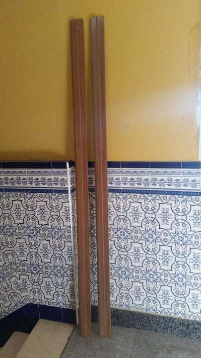 Imagen producto Galces puertas chapa sin barnizar 1