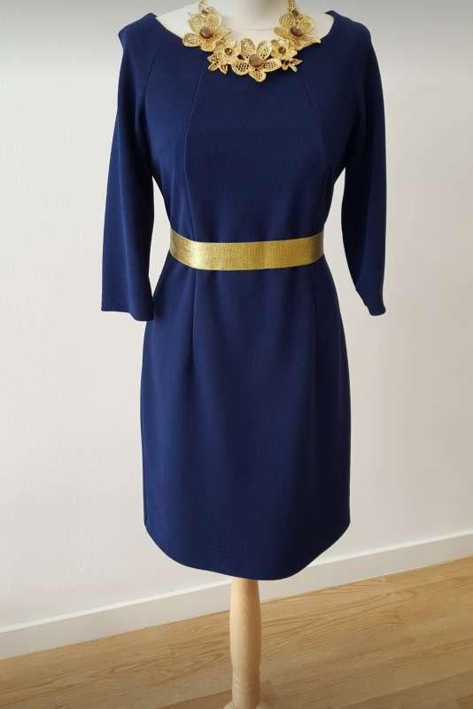 Imagen Vestido fiesta azul nuevo
