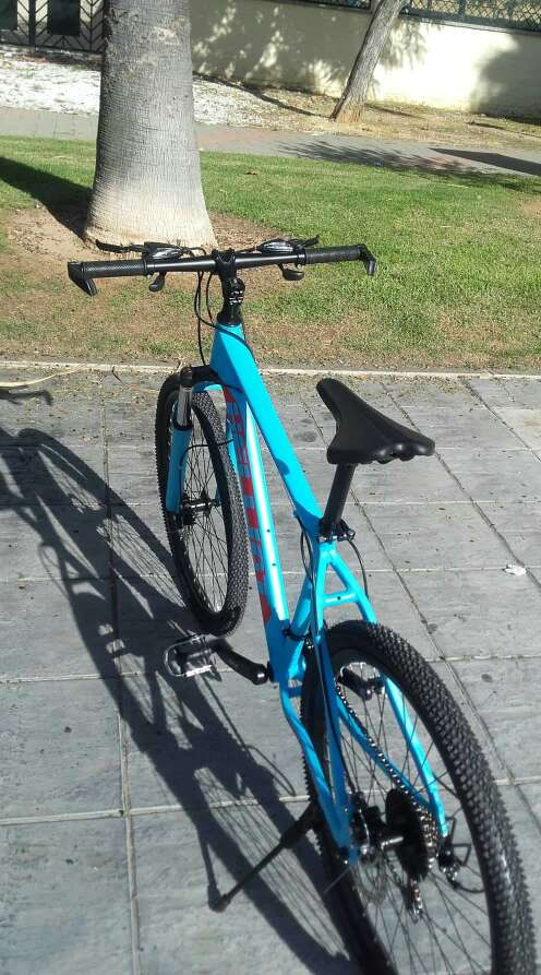 Imagen producto Bicicleta Helliot marlin 01 SIN ESTRENAR 2