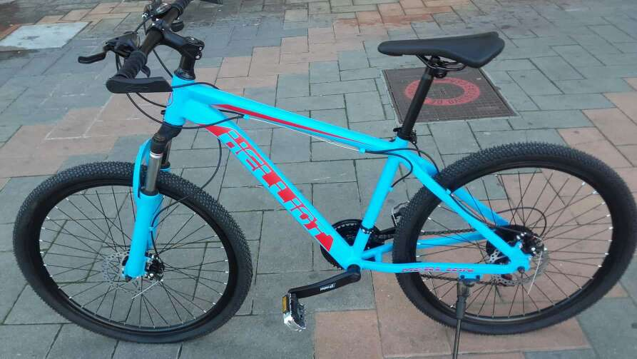 Imagen producto Bicicleta Helliot marlin 01 SIN ESTRENAR 6