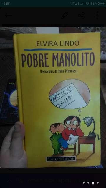 Imagen producto Manolito Gafotas 3