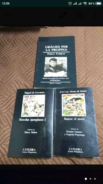 Imagen 3 libros vendo o cambió