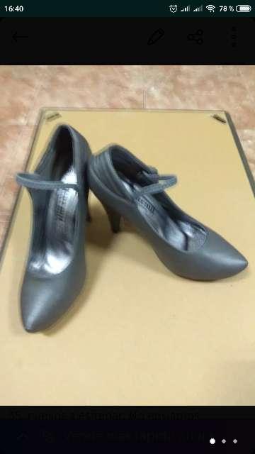 Imagen zapatos de vestir grises