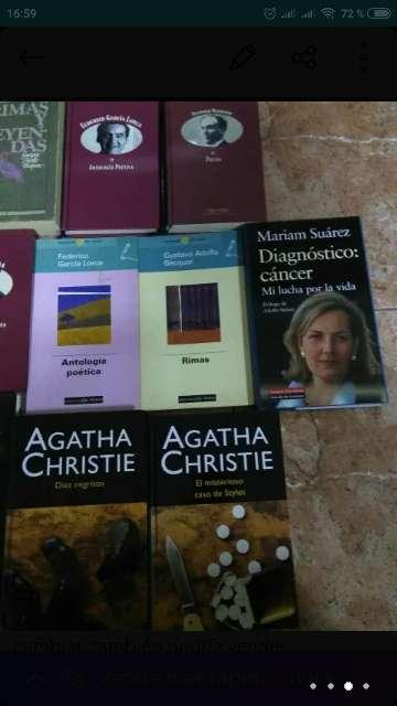 Imagen producto Libros cambio o vendo...  3