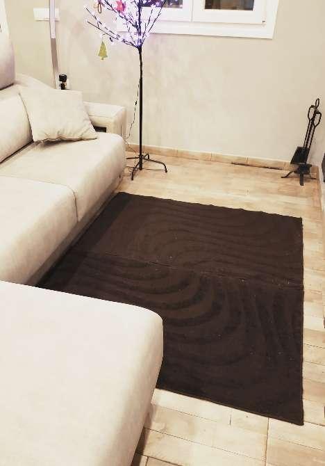 Imagen producto 2 Alfombras marrón marca Meradiso 4