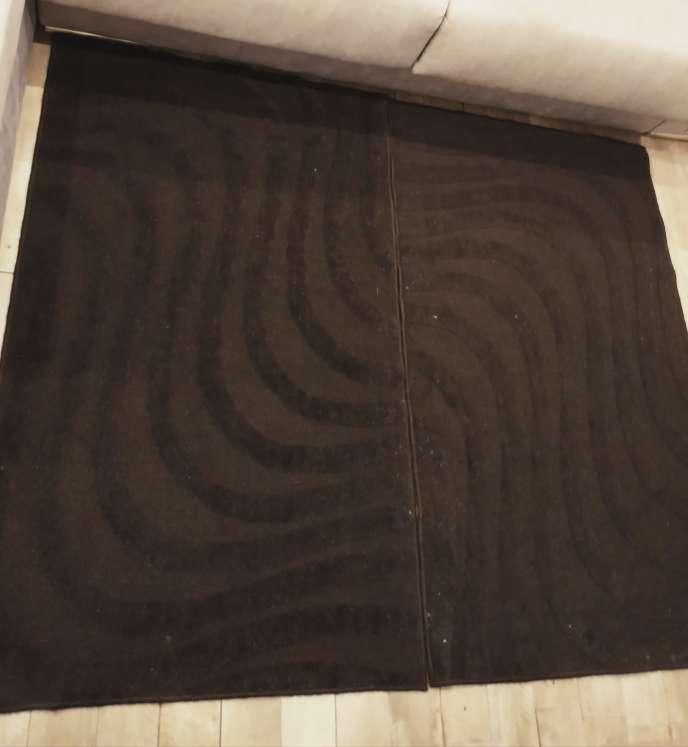 Imagen producto 2 Alfombras marrón marca Meradiso 2