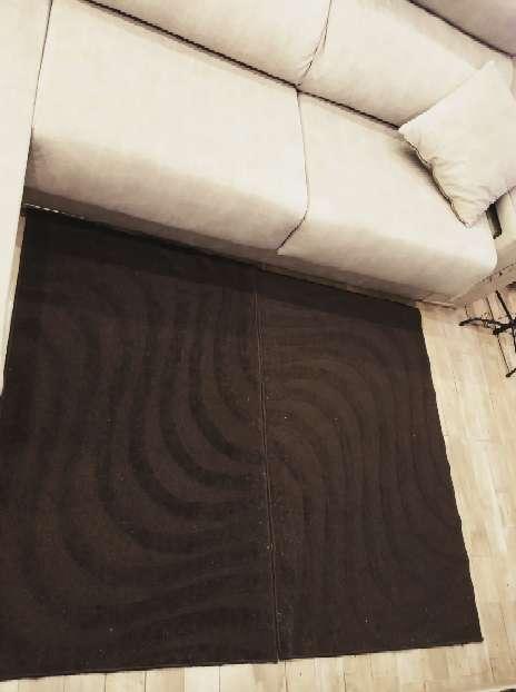 Imagen producto 2 Alfombras marrón marca Meradiso 3