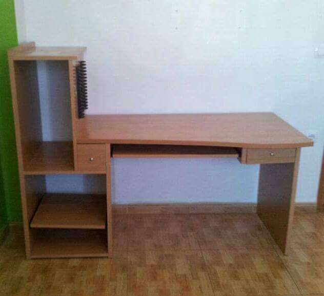 Imagen Mesa escritorio melamina